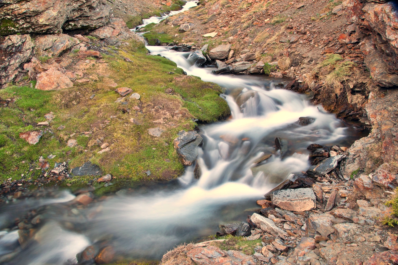 """Melting Water"" - PN Sierra Nevada, Granada - R09129"