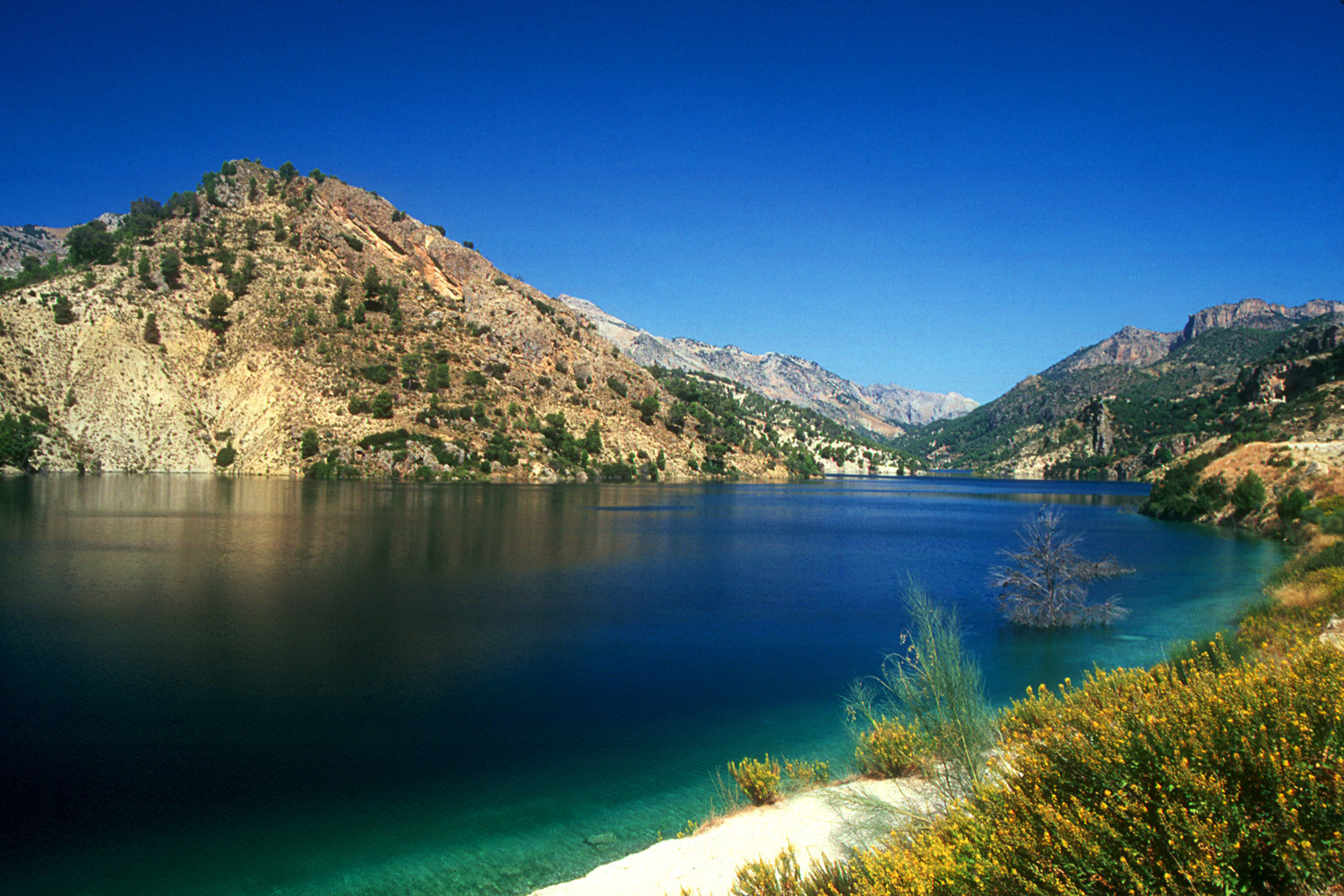 """Embalse de Portillo"" - PN Sierra de Castril, Granada - L00134"