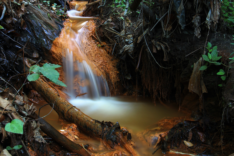 """Iron River"" - Portugos, PN Sierra de Nevada, Granada - WF01071"