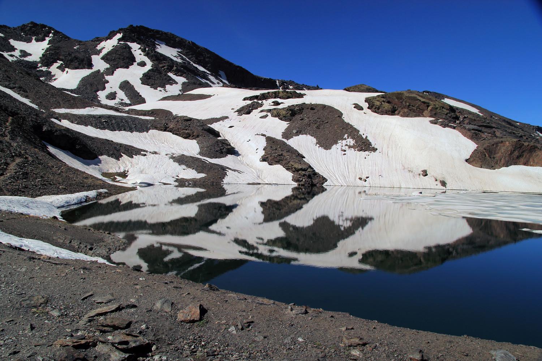 """""""Snow Leftover"""" - PN Sierra Nevada, Granada - L09312"""