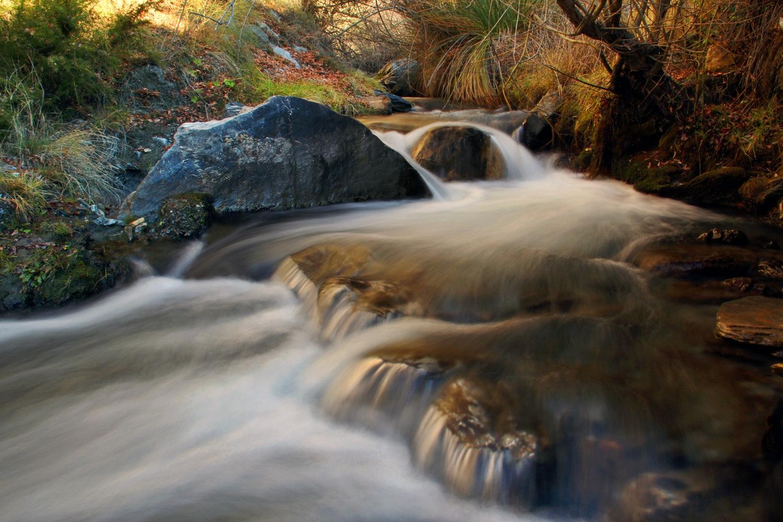 """Rio Torrente"" - PN Sierra Nevada, Granada - R04790"