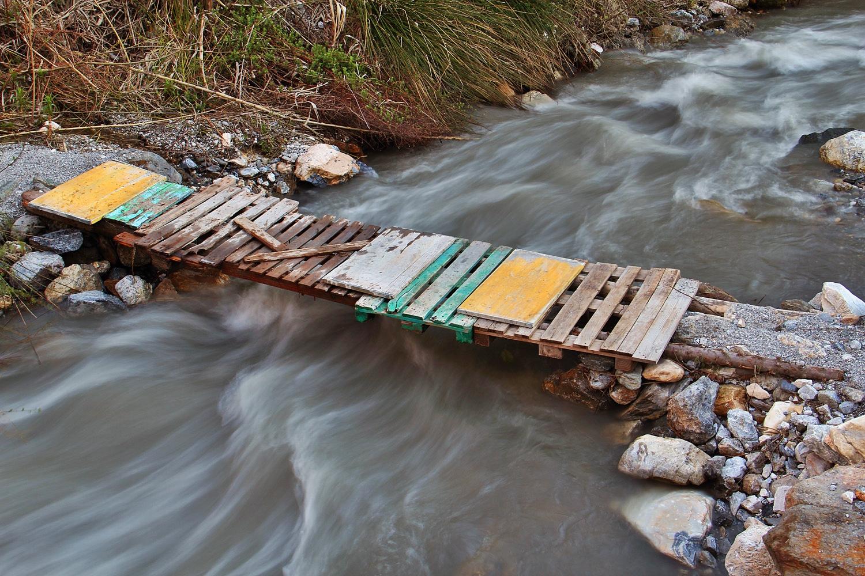 """""""The Artistic Bridge"""" - Rio Durcal, Durcal, Granada - B06406"""