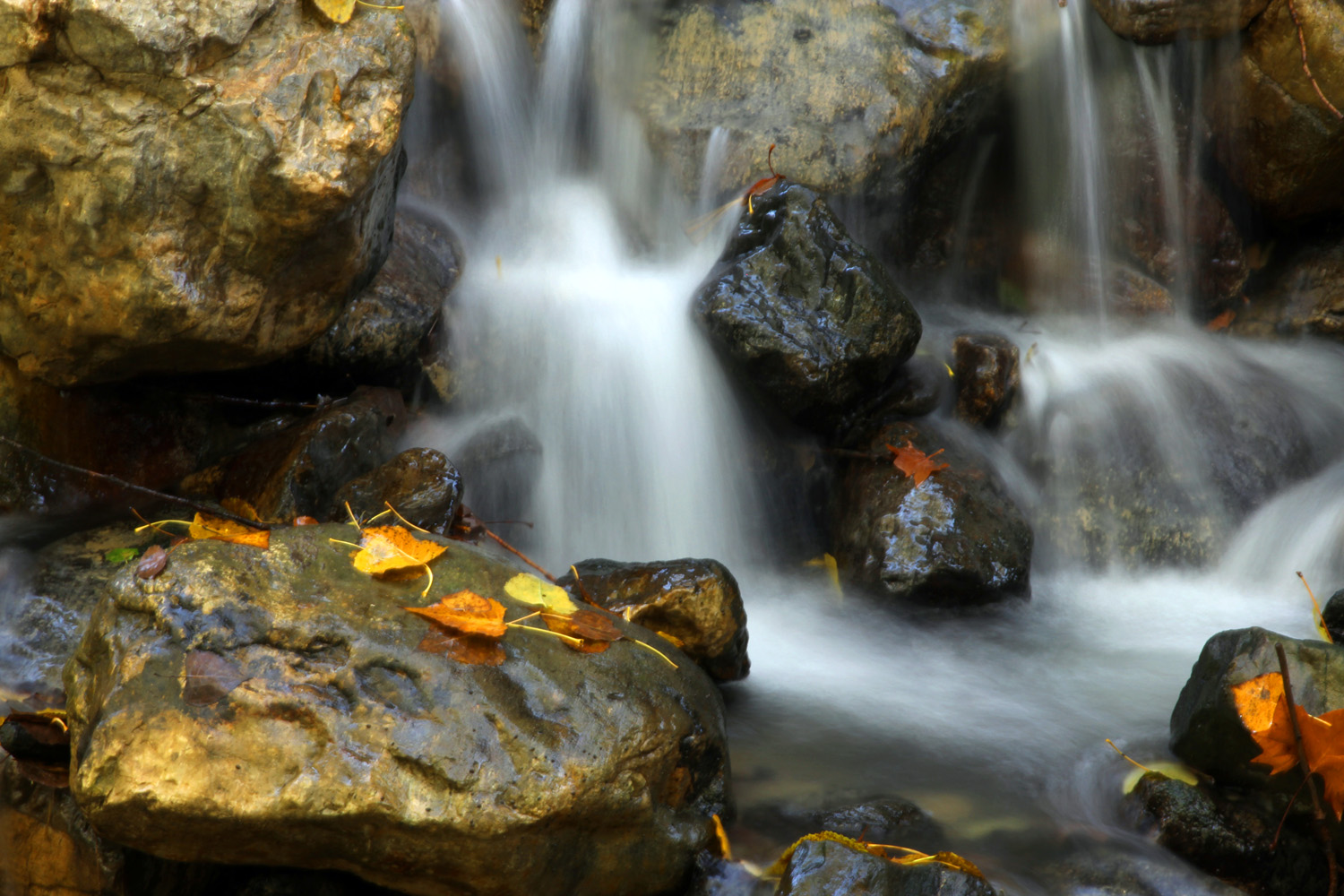 """Autumn River"" - Alhama de Granada - WC07814"
