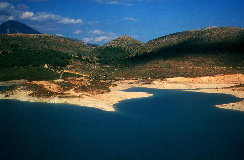 """Embalse de San Clemente"" - Altiplano, Granada - L00064"