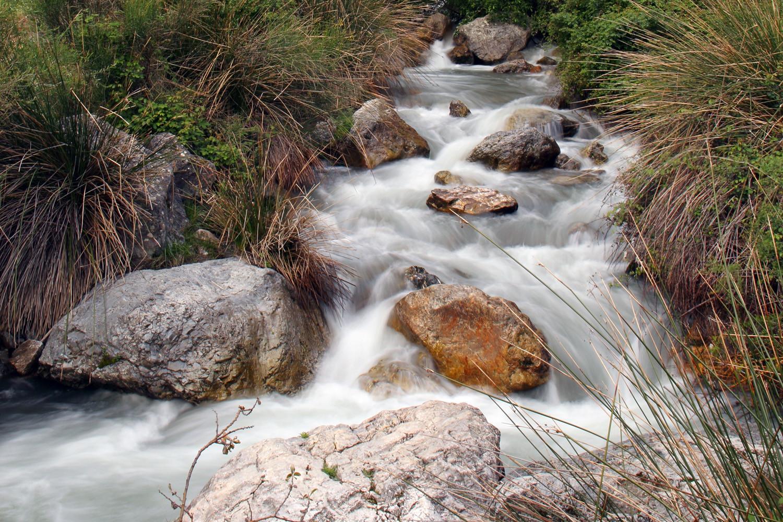"""""""The Canyon of Monachil"""" - Monachil, Granada - R07481"""