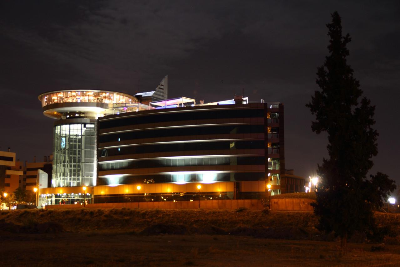 """El Forum at Night"" - Granada - FL02170"