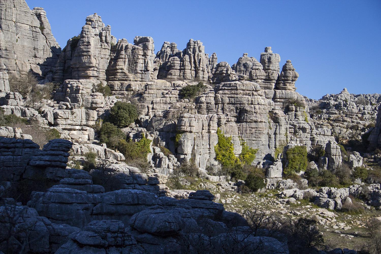 """""""Rock Pilars"""" - PN Torcal, Malaga - DR00051"""