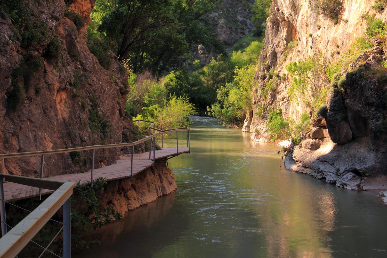 """Rio Moclin"" - Moclin, Granada - B07334"