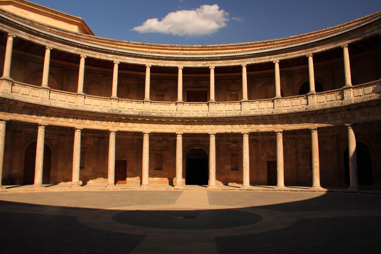 """Palace of Charles V"" - Alhambra, Granada - ALH04758"