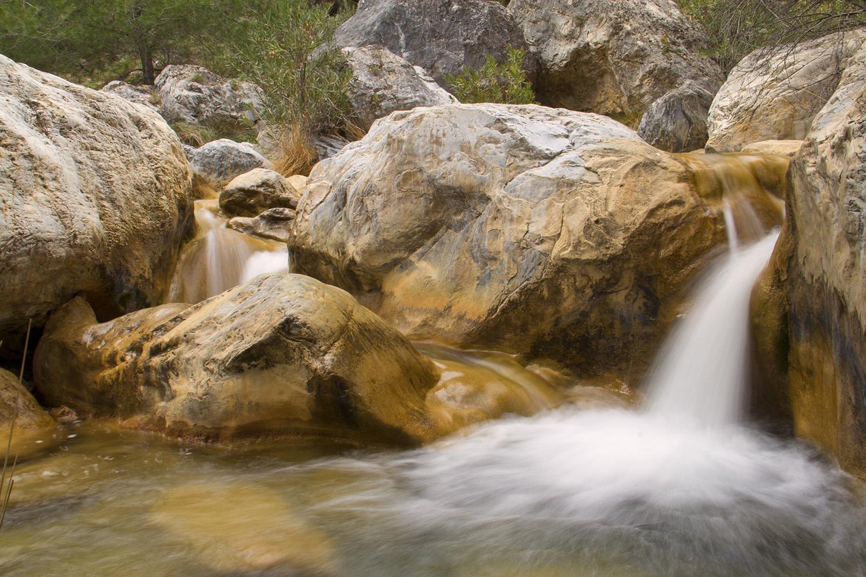 """""""Rio Verde"""" - PN Tejada, Granada - WF05872"""