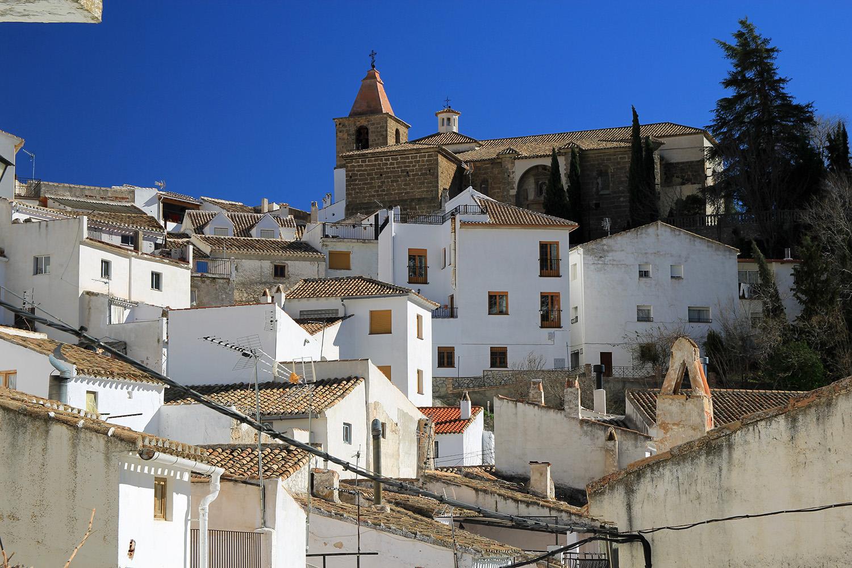 """""""Castril"""" - Altiplano, Granada - V04676"""