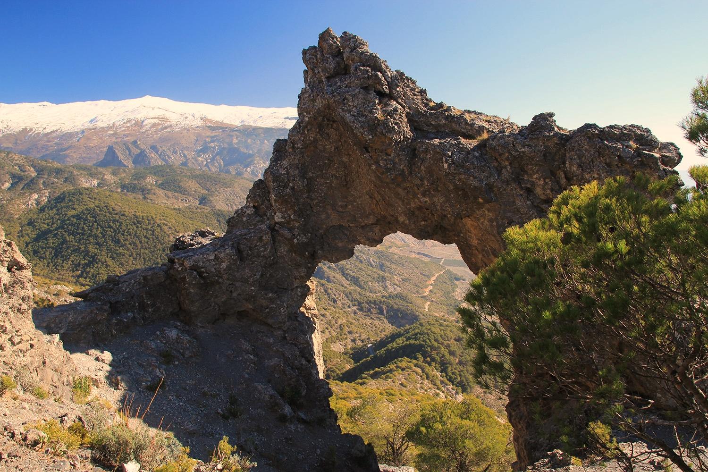 """Piedra de Ventana"" - Padul, Granada - DR06969"