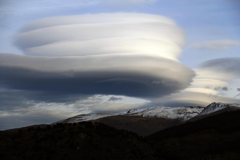 """The Dubble Decker"" - PN Sierra Nevada, Granada - MC02385"
