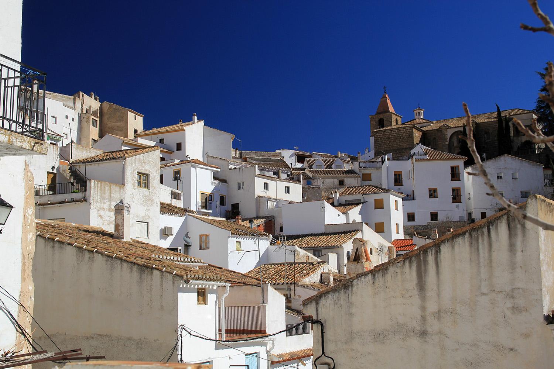 """""""Castril"""" - Altiplano, Granada - V04673"""