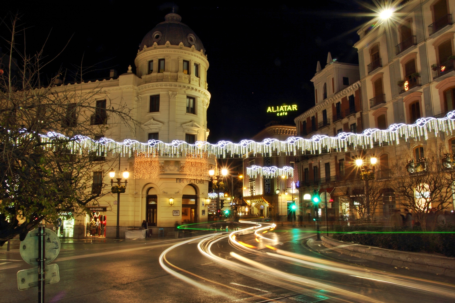 """Chrismas Lights"" - Recojidas, Granada - FL04210"