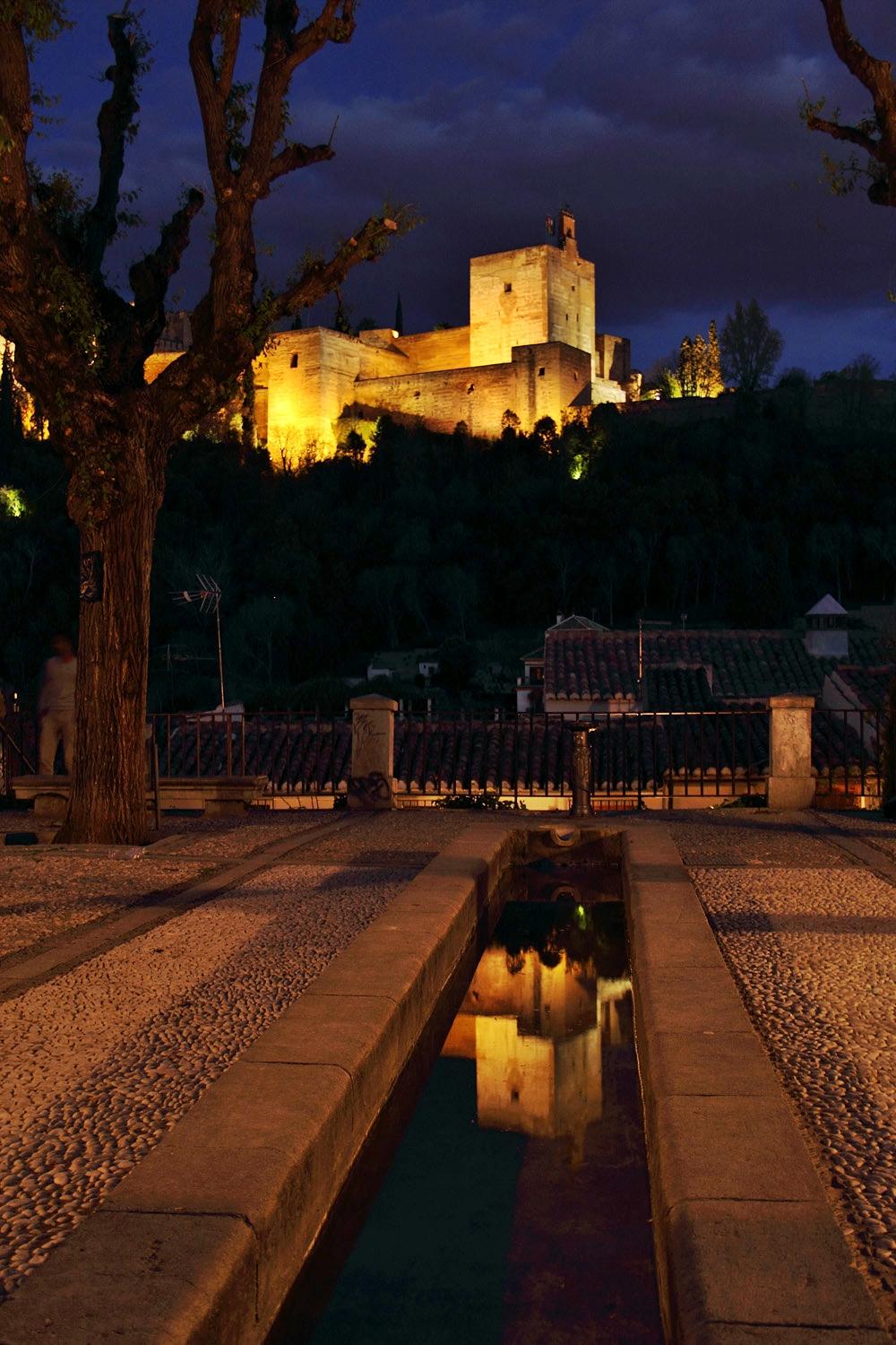 """Alhambra Reflection"" - Granada - ALH03072"