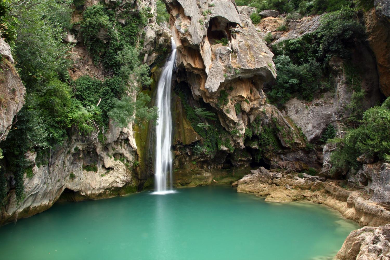 """""""The Green Lagune"""" - PN Sierra de Cazorla y Seguras - WF00399"""