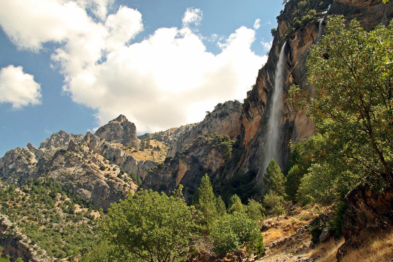 """""""Long Fall"""" - PN Sierra de Cazorla y Seguras - WF00306"""