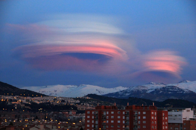 """""""The Collored Disc"""" - PN Sierra Nevada, Granada - MC05383"""