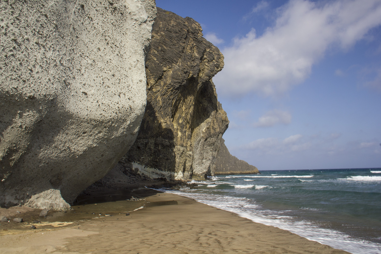 """Rocks"" - Cabo de Gata, Almeria - BE06164"