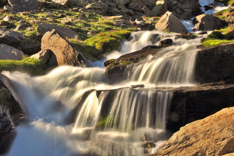 """Defrost Water"" - PN Sierra Nevada, Granada - WF09393"