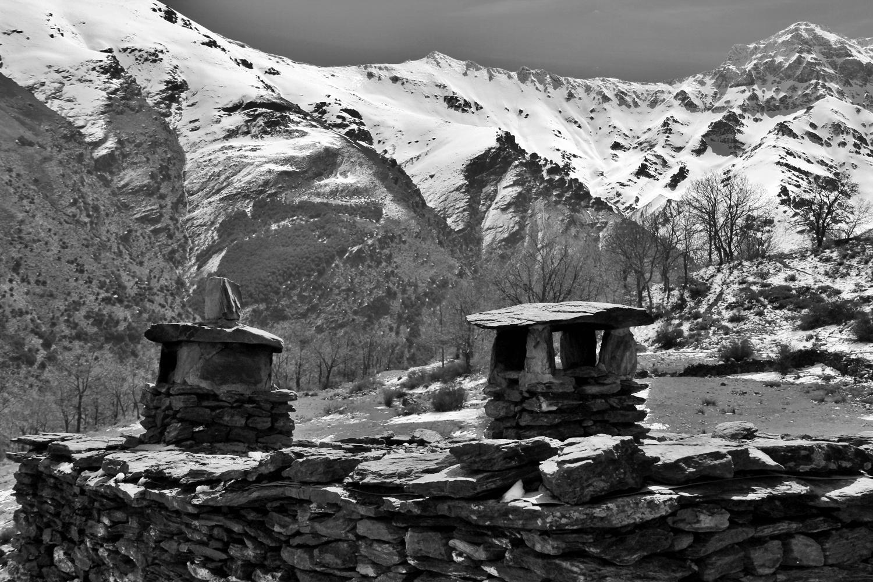 """""""The Chimneys"""" - PN Sierra de Nevada, Granada - LS06634"""