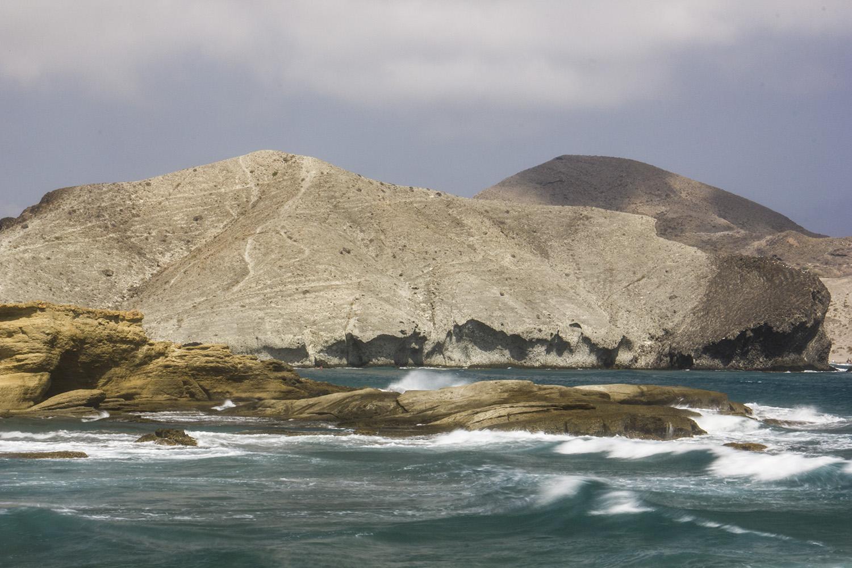 """Rocky Coast"" - Cabo de Gata, Almeria - BE06627"