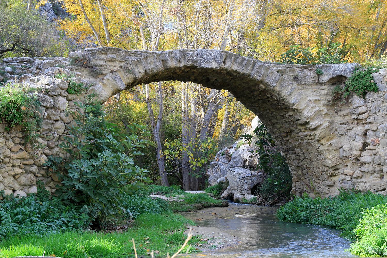 """Roman Bridge"" - Alhama de Granada - B01239"
