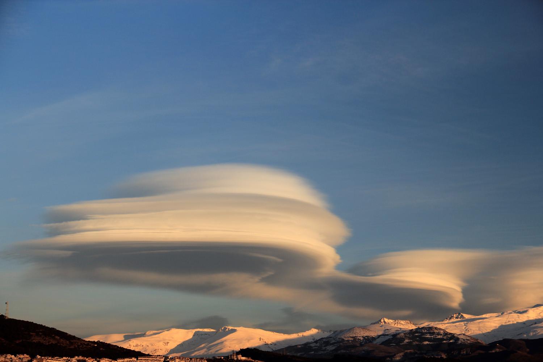 """The Dubble Decker"" - PN Sierra Nevada, Granada - MC05346"