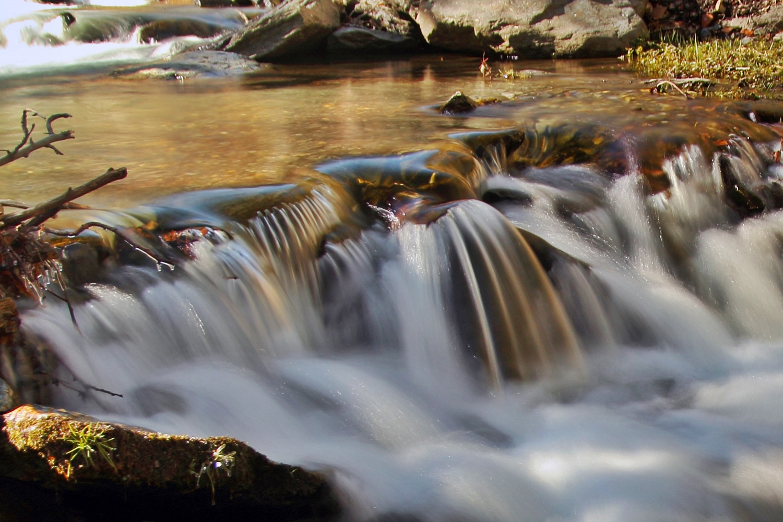 """Water Jump"" - Marquesado de Zenete, PN Sierra Nevada, Granada - WC07058"
