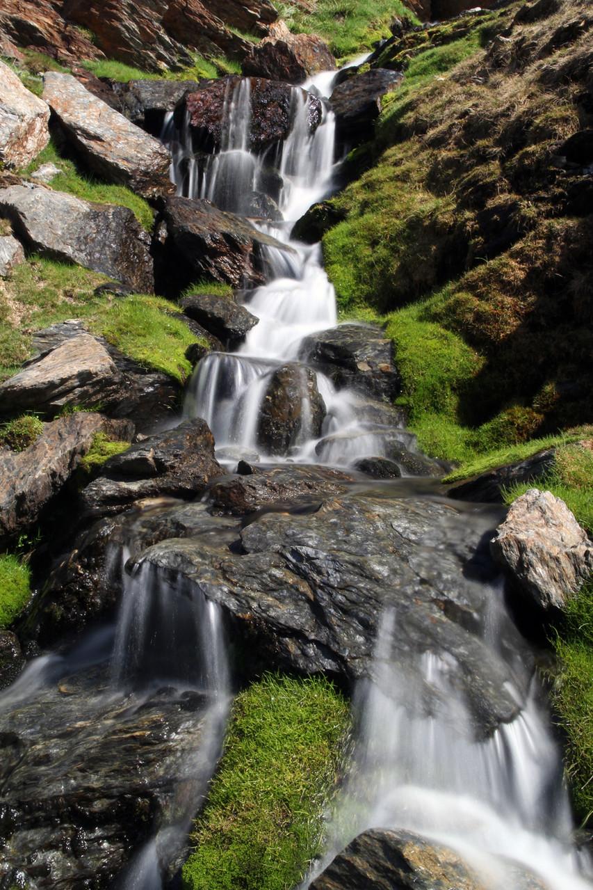 """Defrost Water"" - PN Sierra Nevada, Granada - WF02541"