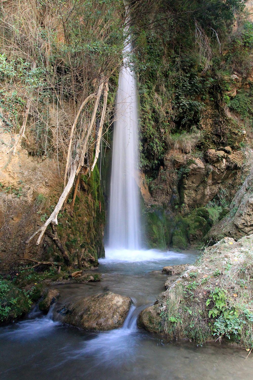 """Waterfall Conchar"" - Valle Lecrín - WF05536"