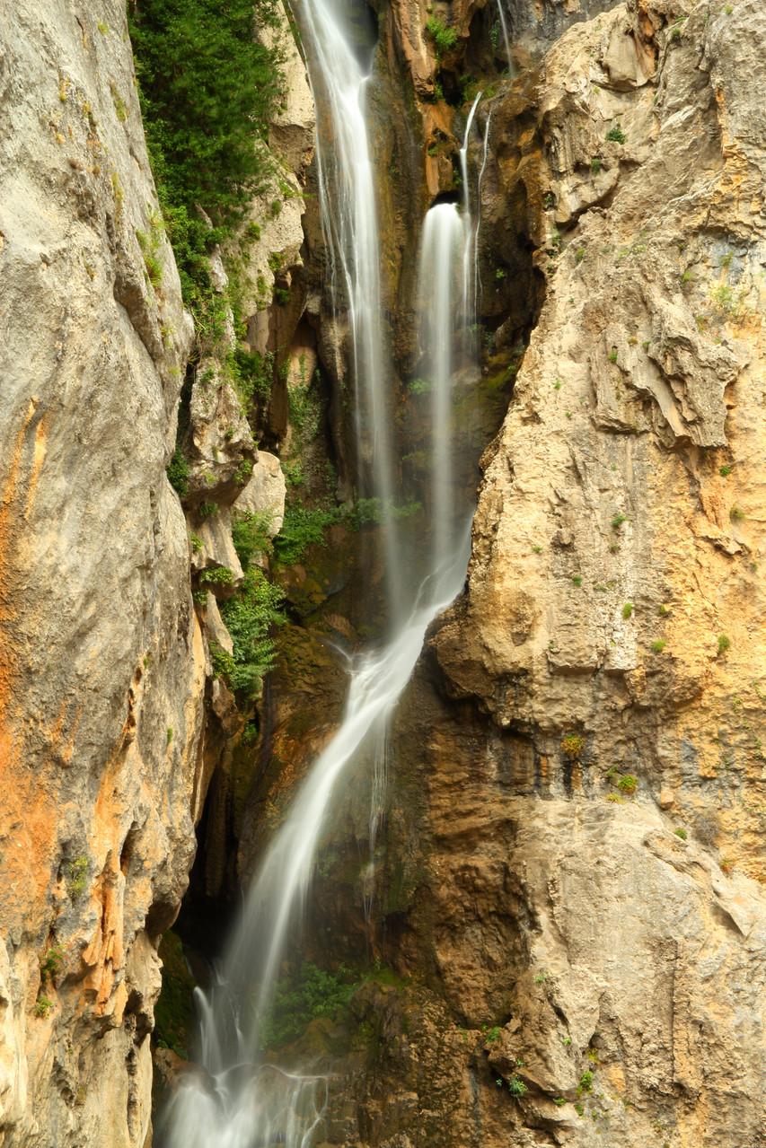 """""""Triple Fall"""" - PN Sierra de Cazorla y Seguras - WF00373"""