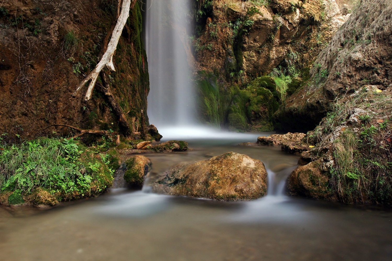 """Waterfall Conchar"" - Valle Lecrín - WF05527"