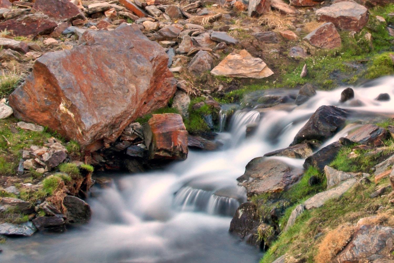 """Melting Water"" - PN Sierra Nevada, Granada - R09181"