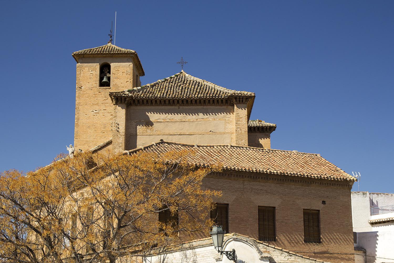 """""""San Cristobal"""" - Albaicín, Granada - HB05163"""