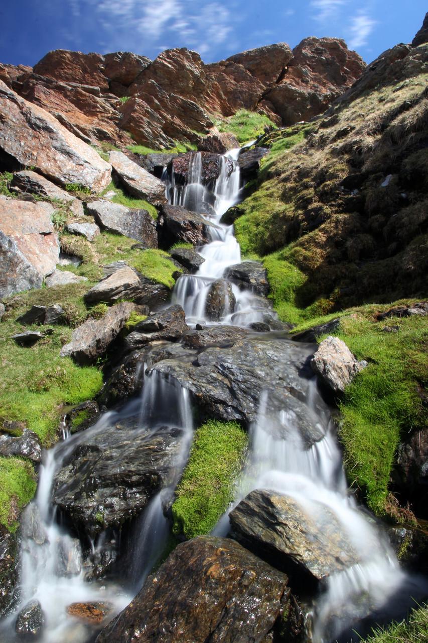 """Defrost Water"" - PN Sierra Nevada, Granada - WF02538"
