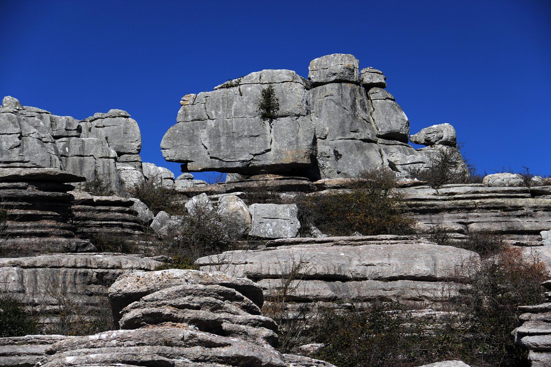 """Abstract Rock"" - PN Torcal, Malaga - DR00199"