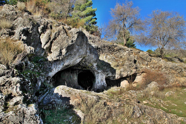"""""""Cueva de los Mármoles"""" - PN Sierra de Huétor - DR06887"""