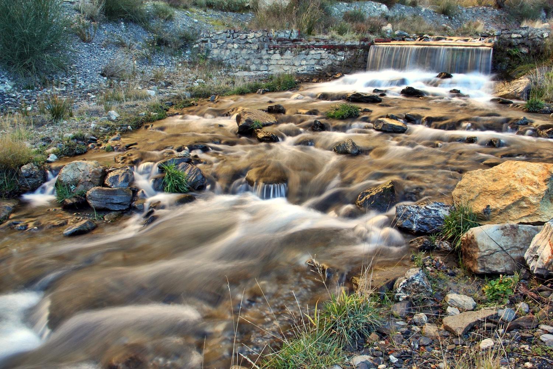 """Rio Torrente"" - PN Sierra Nevada, Granada - R04777"