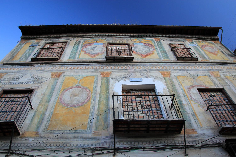 """Painted"" - Granada City - VH09868"