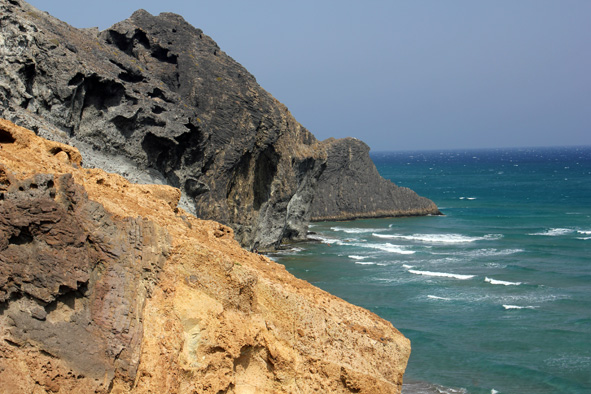 """Rocks"" - Cabo de Gata, Almeria - BE06430"