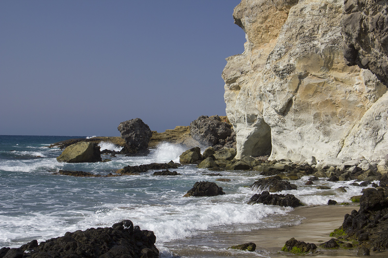"""Rocks"" - Cabo de Gata, Almeria - BE06477"