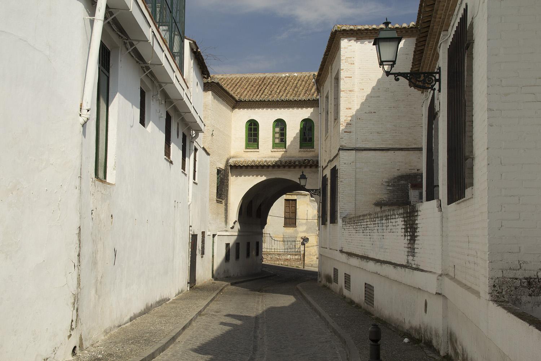 """""""Albaicín"""" - Granada -V05527"""