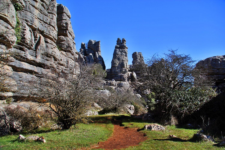 """Mystery Land"" - PN Torcal, Malaga - DR00098"