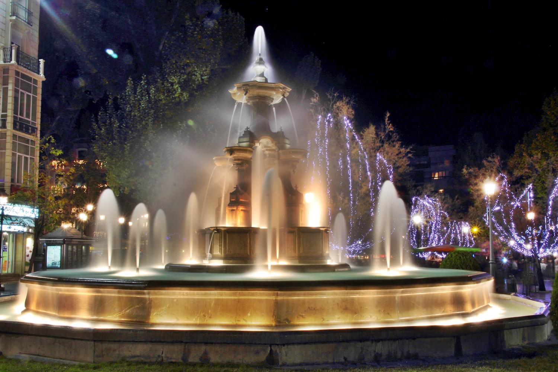 """Chrismas Lights"" - Recojidas, Granada - FL04215"