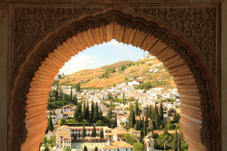 Generalife, Alhambra, Granada - ALH09732
