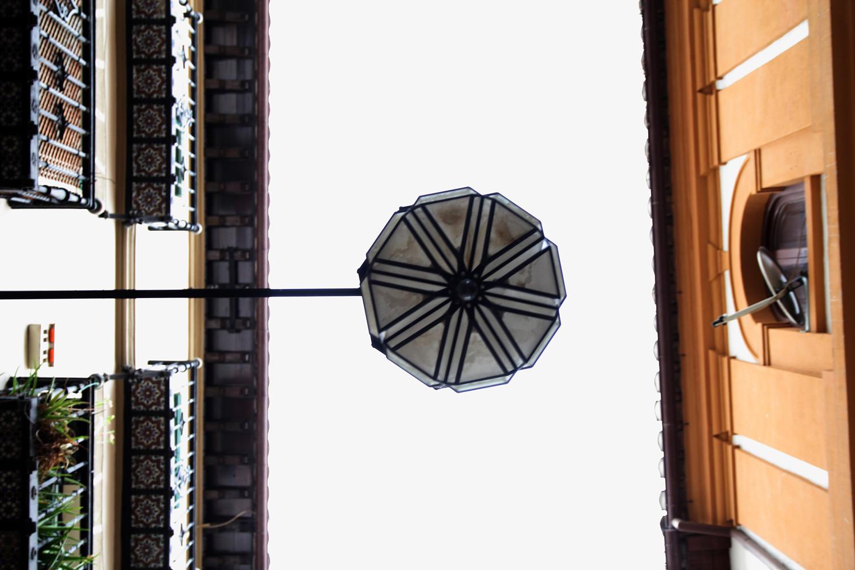 """The Arabic Street Light"" - Granada City - VH06226"