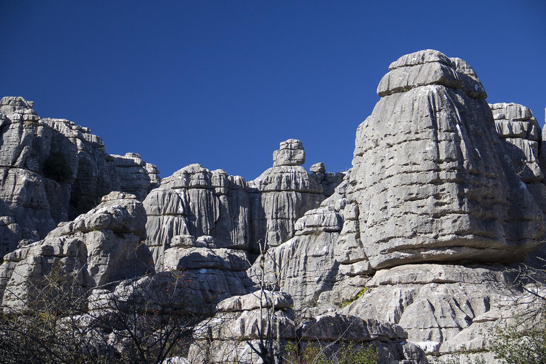 """""""Rock Pilars"""" - PN Torcal, Malaga - DR00071"""
