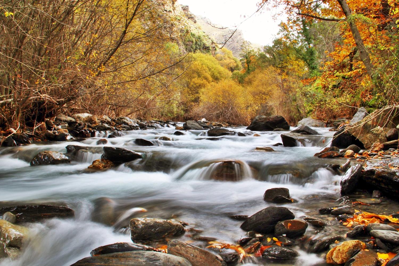 """Rio Genil"" - PN Sierra Nevada, Granada - R03441"